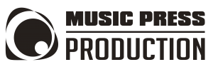 Music Press Production - logo transparent