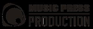 Music Press Production - logo transparent