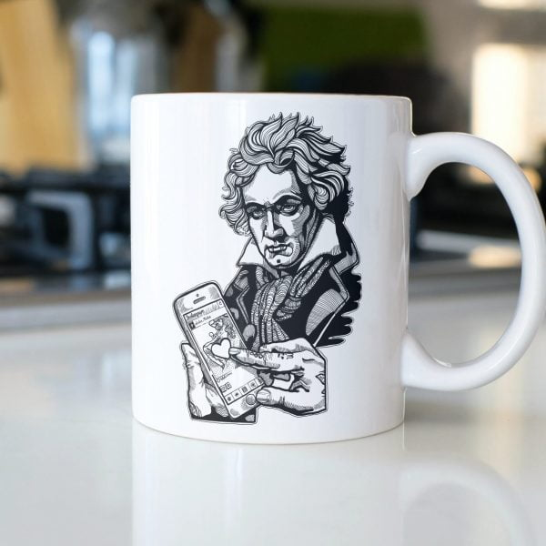Beethoven - Cool Classics - Hrnček