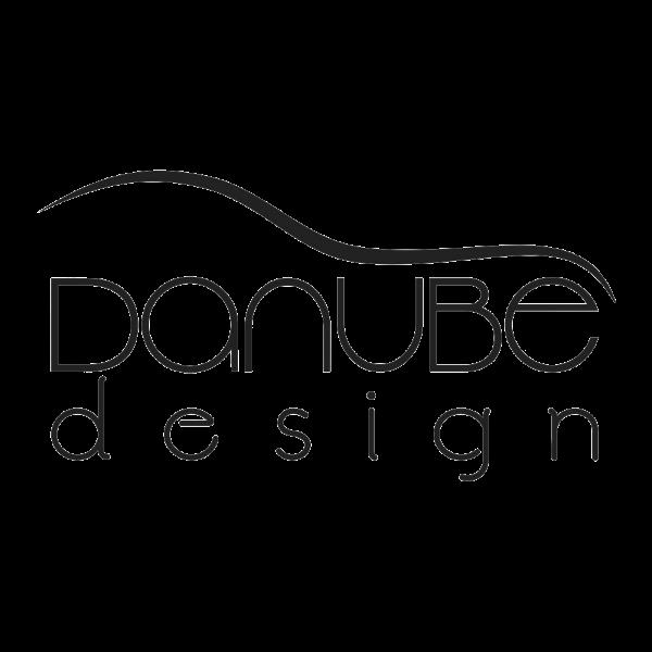 DANUBE design - logo