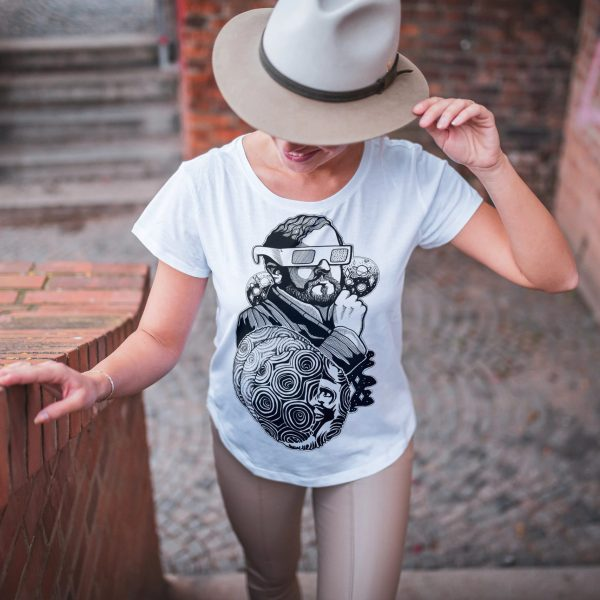 Debussy - Cool Classics - T-Shirt