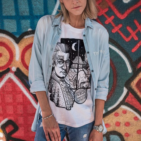 Mozart - Cool Classics - T-Shirt