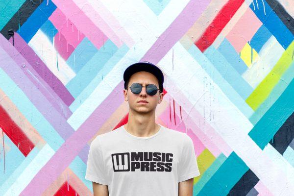 Musicpress - Tričko