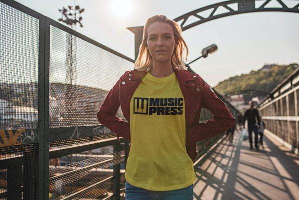 Music Press - Tričko