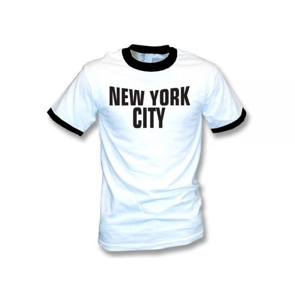 New York City as Worn by John Lennon The Beatles