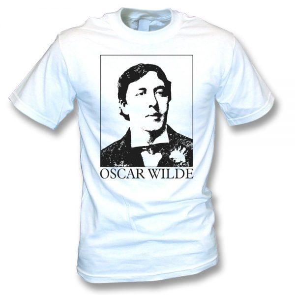 Oscar Wilde as Worn by Morrissey The Smiths