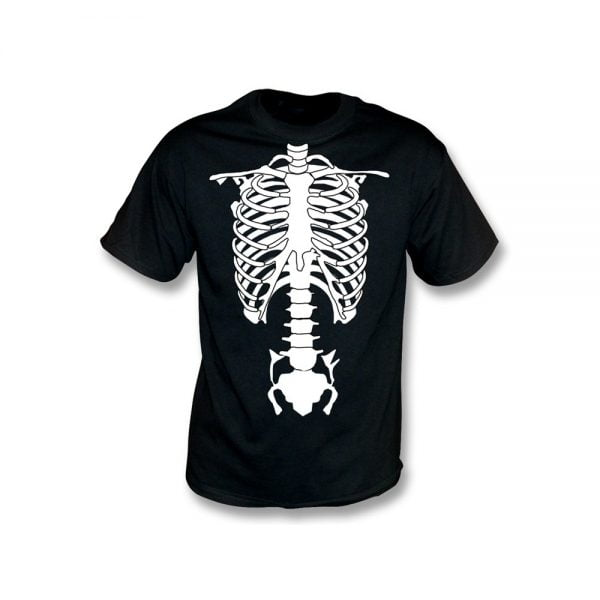 Skeleton Chest Logo