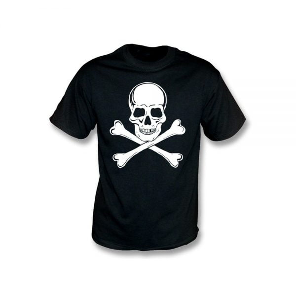 Skull and Crossbones as Worn by Paul Simonon The Clash